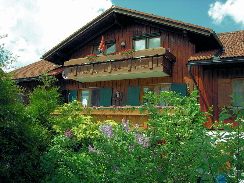 Dachgeschossferienwohnung in sonthofen mit s dbalkon for Sonthofen ferienwohnung